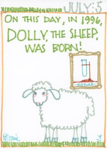 Dolly the Sheep 2017