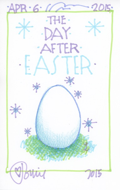 Easter Day After 2015