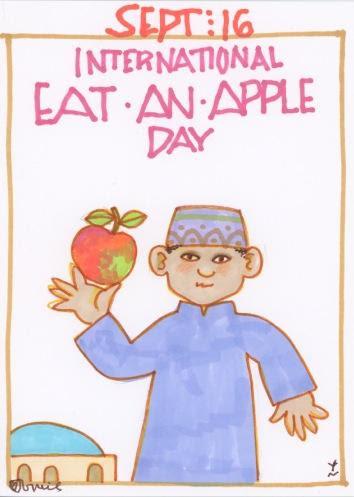 Eat an Apple 2017