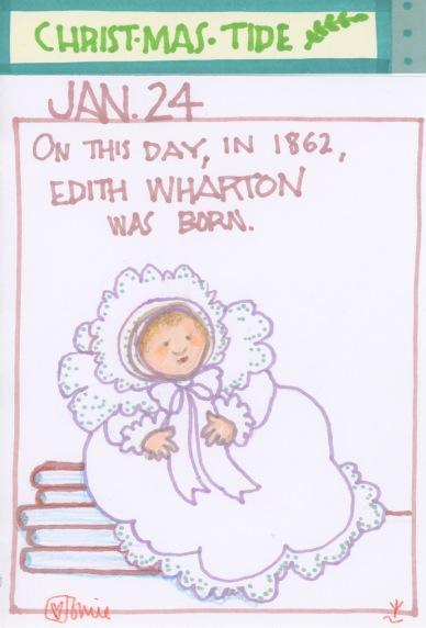 Edith Wharton 2017