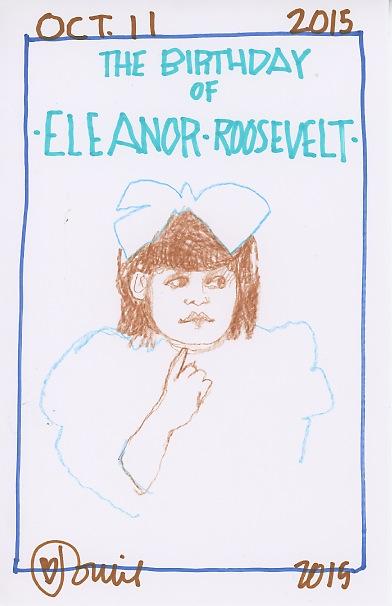 Eleanor Roosevelt 2015