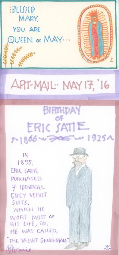 Eric Satie 2016