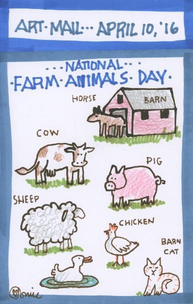 Farm Animals 2016