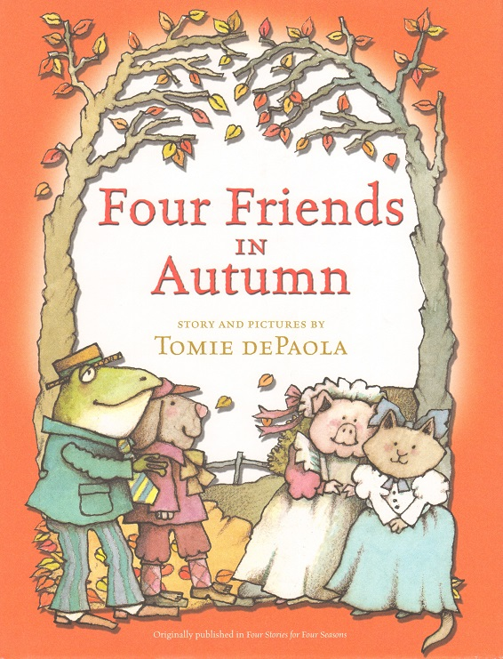 Four Friends in Autumn.jpg