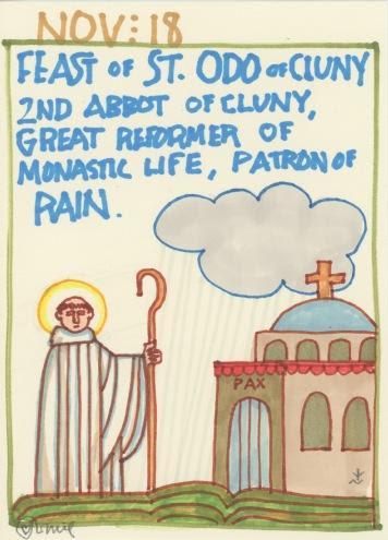 Saint Odo of Cluny 2017.jpg
