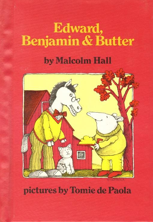 Edward, Benjamin & Butter.jpg