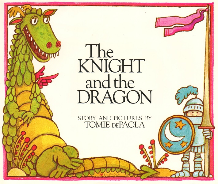 Knight and the Dragon, The.jpg
