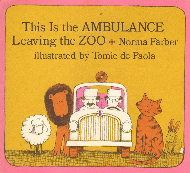 This Is the Ambulance Leaving the Zoo.jpg