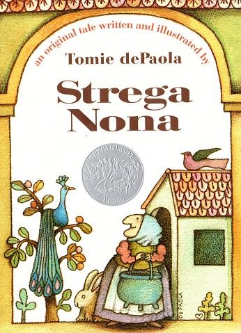 Strega Nona Board Book