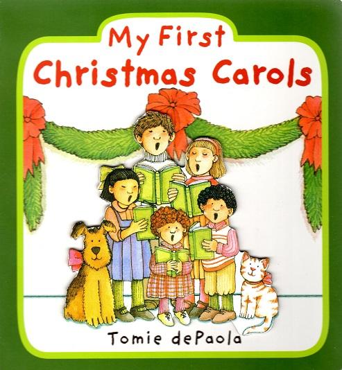 My First Christmas Carols.jpg