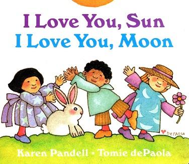 I Love You, Sun ENGLISH