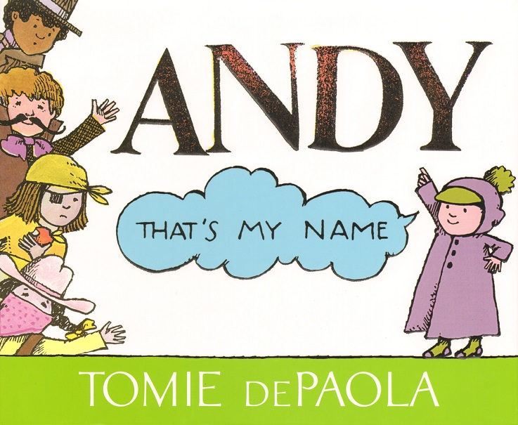 Andy, That's My Name