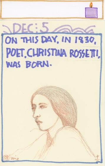 Christina Rossetti 2017