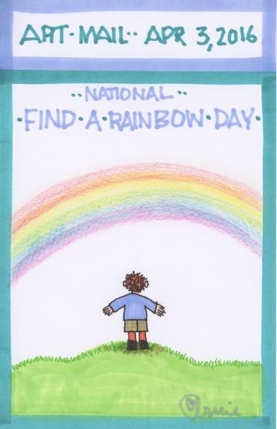 Find a Rainbow 2016