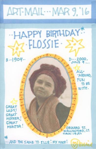 Flossie 2016