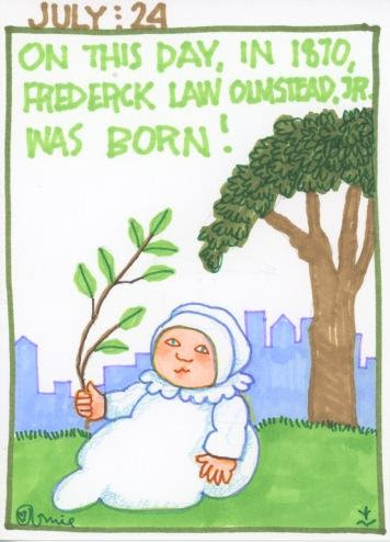 Frederick Law Olmsted, Jr. 2017