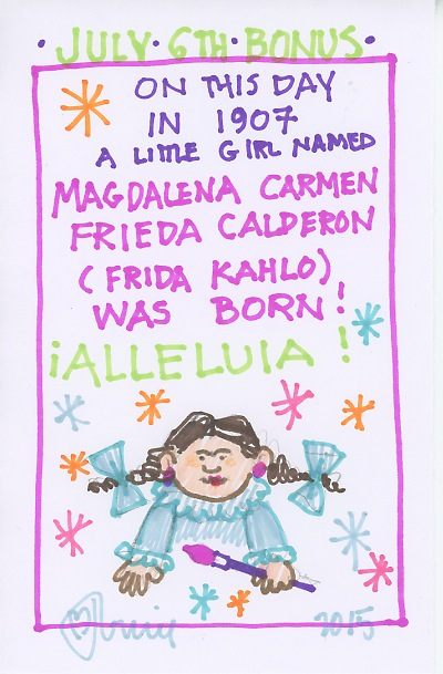 Frida Kahlo 2015