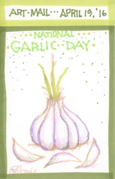 Garlic 2016