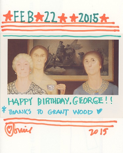 George Washington 2015