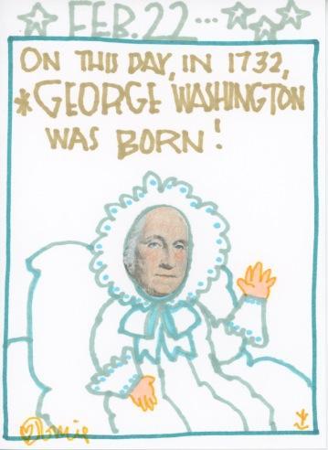 George Washington 2017