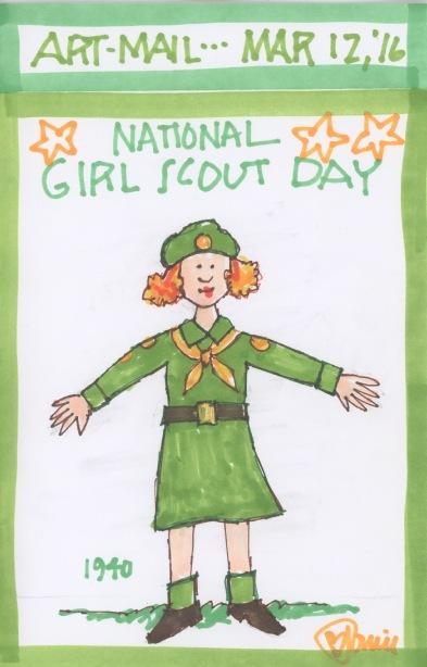 Girl Scout 2016