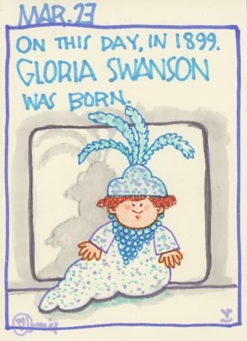 Gloria Swanson 2017