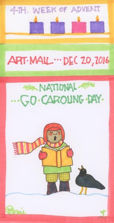 Go Caroling 2016
