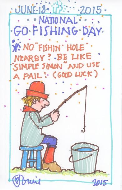 Go Fishing 2015