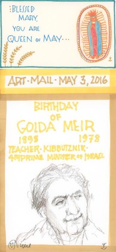 Golda Meir 2016