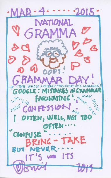 Grammar 2015