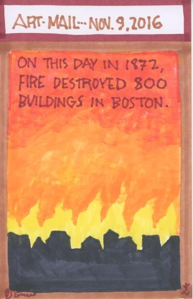 Great Boston Fire of 1872 2016