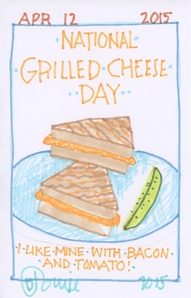 Grilled Cheese 2015