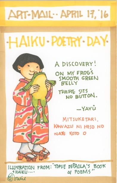 Haiku Poetry 2016