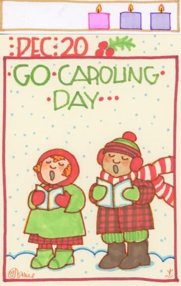 Go Caroling 2017