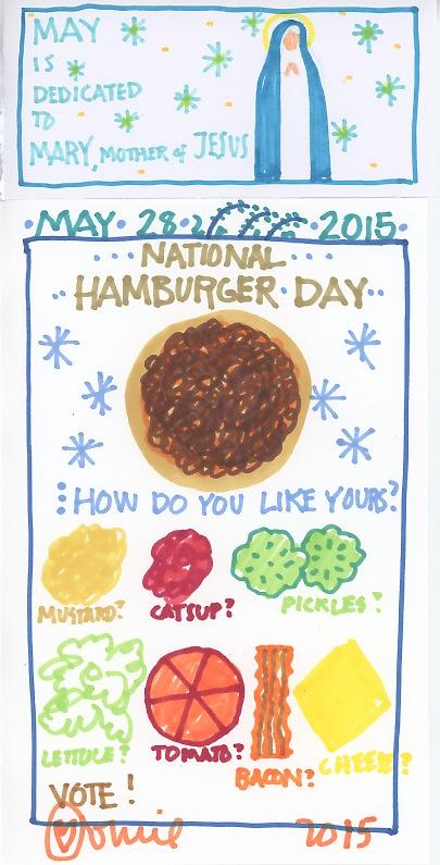 Hamburger 2015