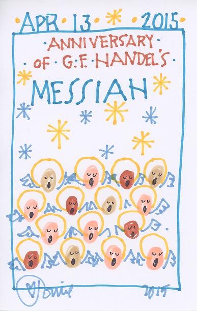 Handel's Messiah 2015
