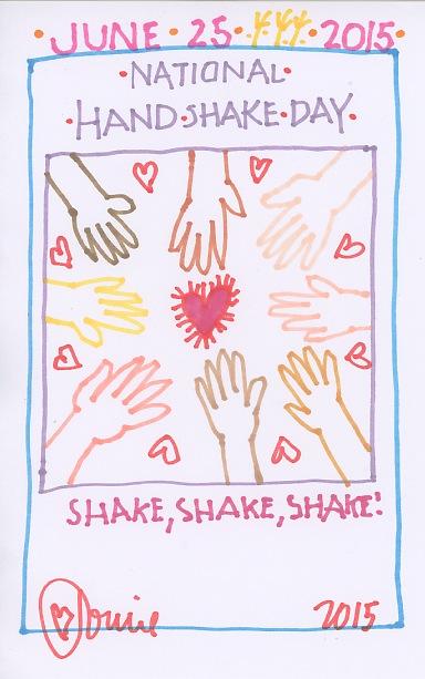 Handshake 2015