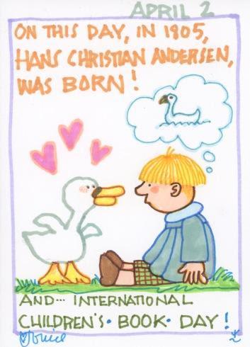 Hans Christian Andersen 2017