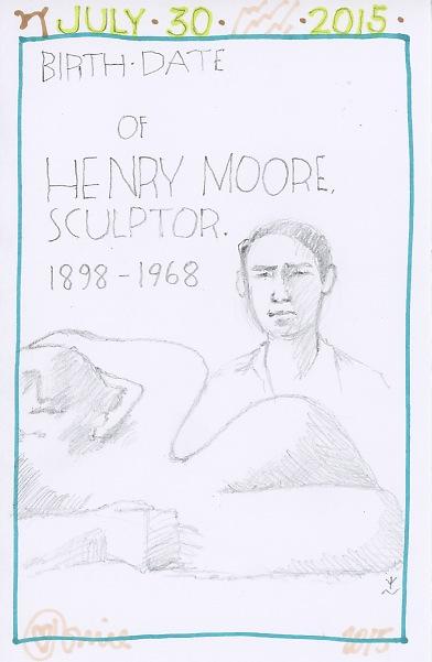 Henry Moore 2015
