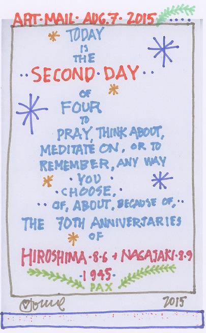Hiroshima (2) 2015