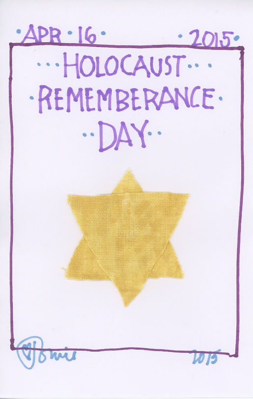 Holocaust Remembrance 2015