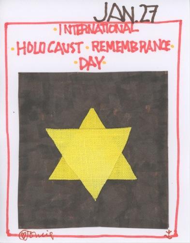 Holocaust Remembrance 2017