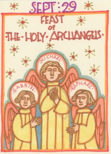 Holy Archangels 2017
