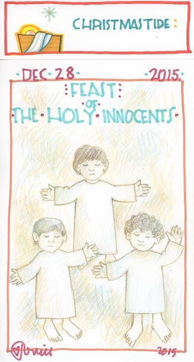 Holy Innocents 2015