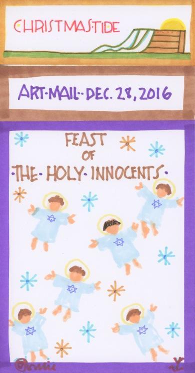 Holy Innocents 2016