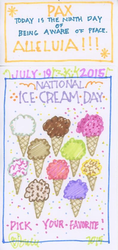 Ice Cream 2015