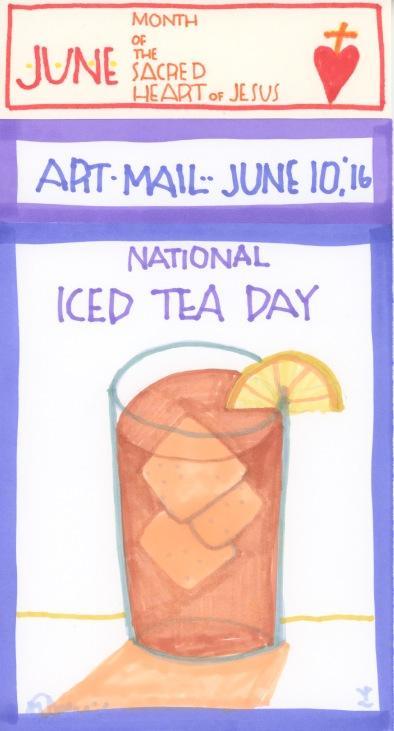 Iced Tea 2016