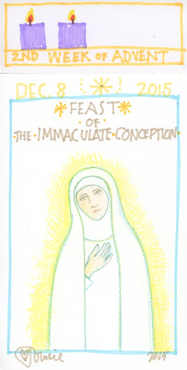 Immaculate Conception 2015