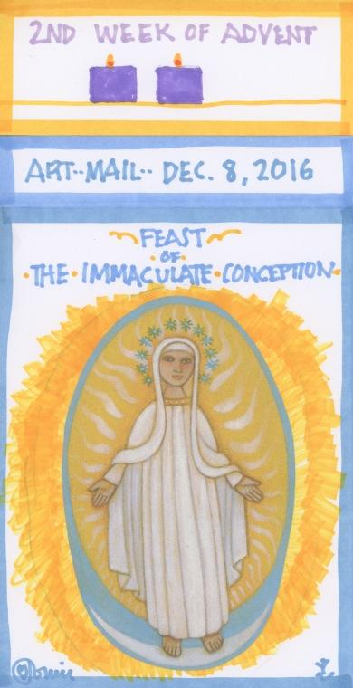 Immaculate Conception 2016