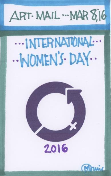 International Women's 2016